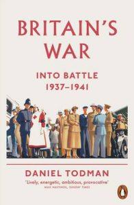 Britain's War - Dan Todman